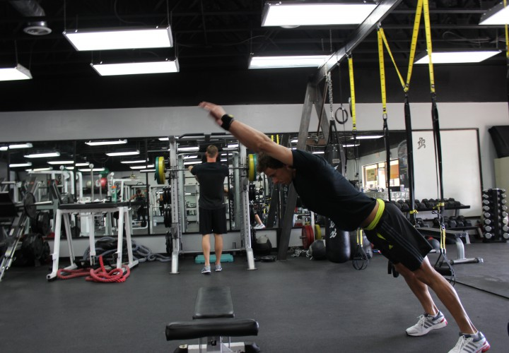 Strength Training Before After Or Separate From Swimming For Optimal Results