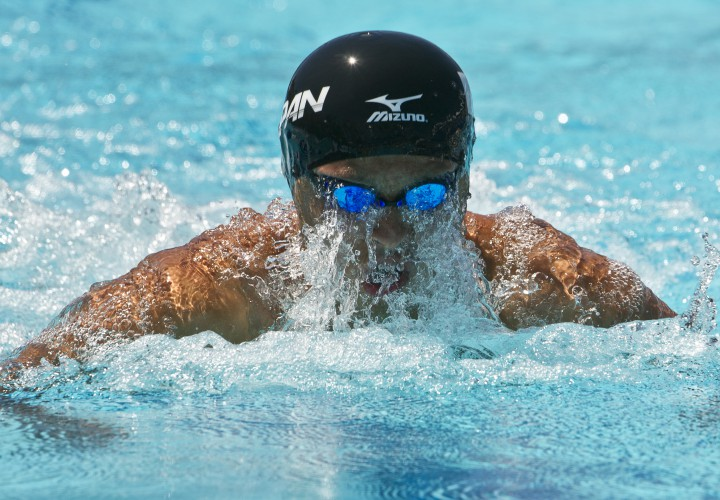 Olympic Swimming Breaststroke breaststroke legend kosuke kitajima retires following failed bid