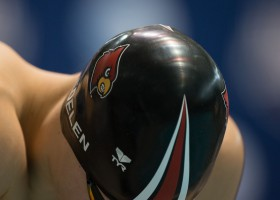 Chosen by the distance swimming life - University of louisville swimming pool ...