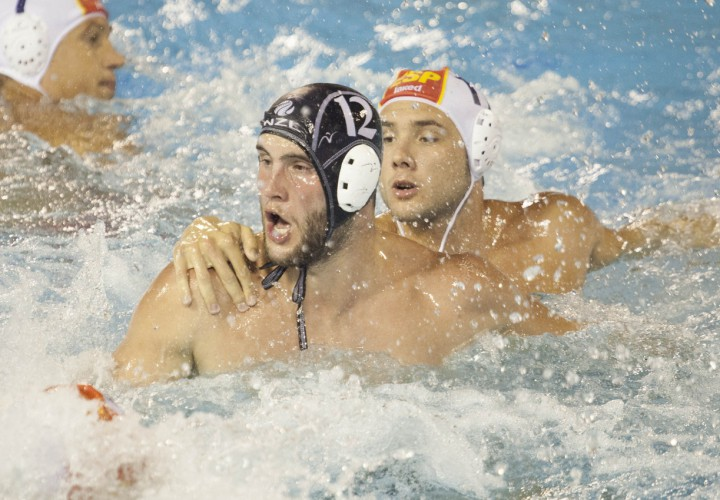 In Depth Look At Season Resistance Training On Elite Male Water Polo Players