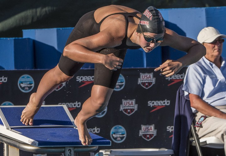 Megan moroney nearly breaks two state records at florida 1a high school swimming and diving - Dive recorder results ...