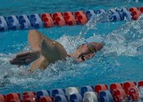 University Of Buffalo Swim Teams Meet With School President After Men 39 S Team Cut Swimming