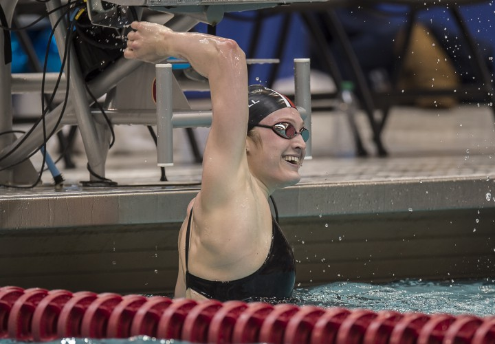 Louisville Swimming Overpowers Xavier In First Meet Of