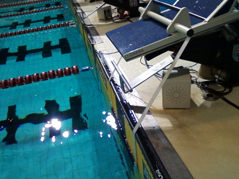 fina releases video detailing new backstroke starting platform