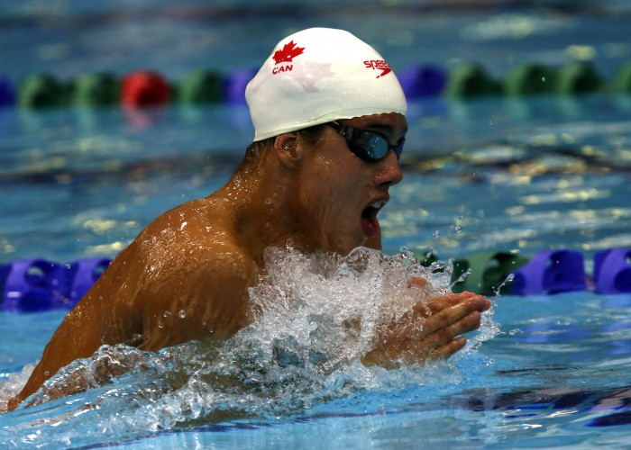 Photo Courtesy: Swimming Canada