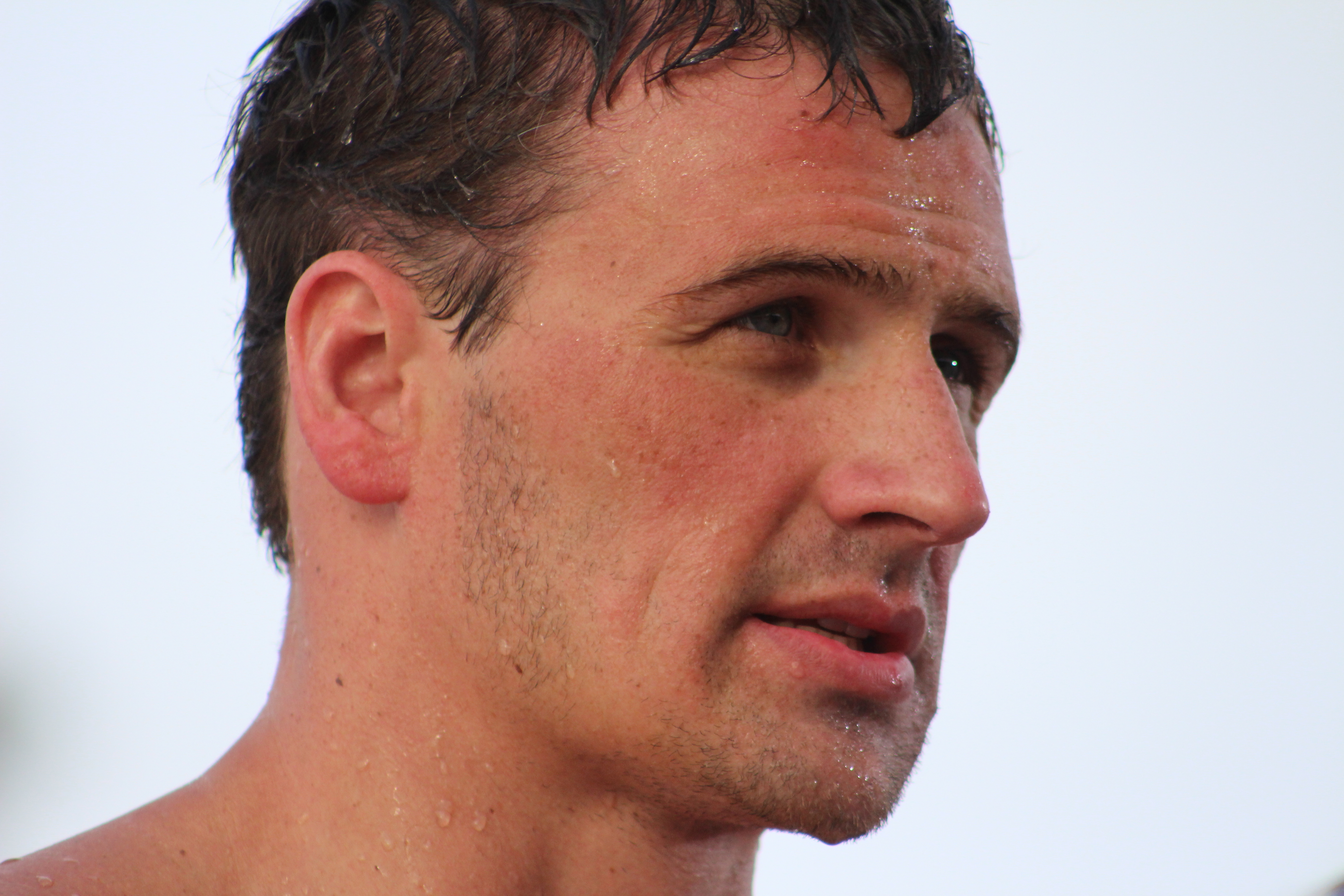 Video Interview Ryan Lochte Hungry After Sitting Out Due To Knee Injury