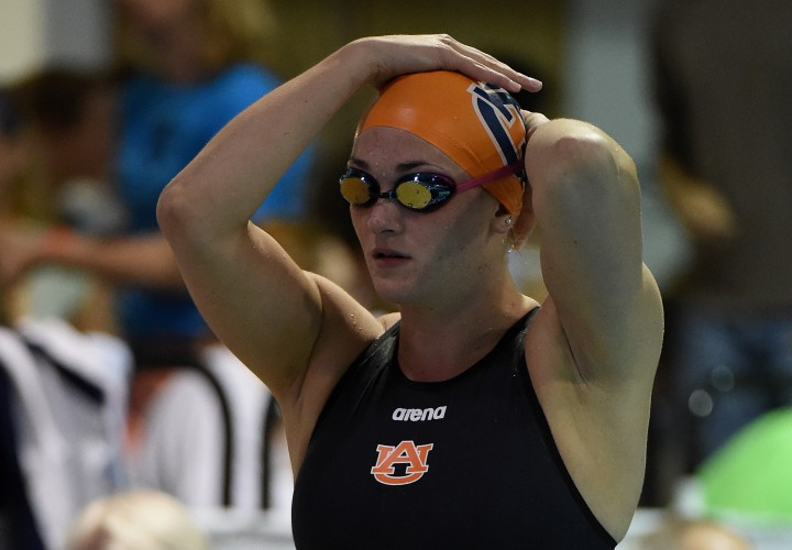 Swimming Faster The Auburn Way Training And Race Strategies For Sprint Freestyle