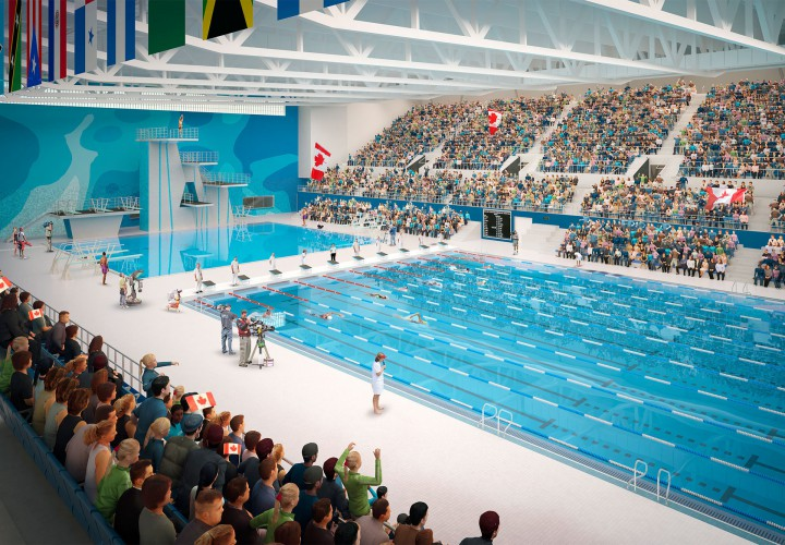 Toronto Pan Am Sports Centre To Host 2016 Canadian Olympic And Paralympic  Swimming Trials