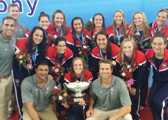 Photo Courtesy: Jen Adams/USA Water Polo