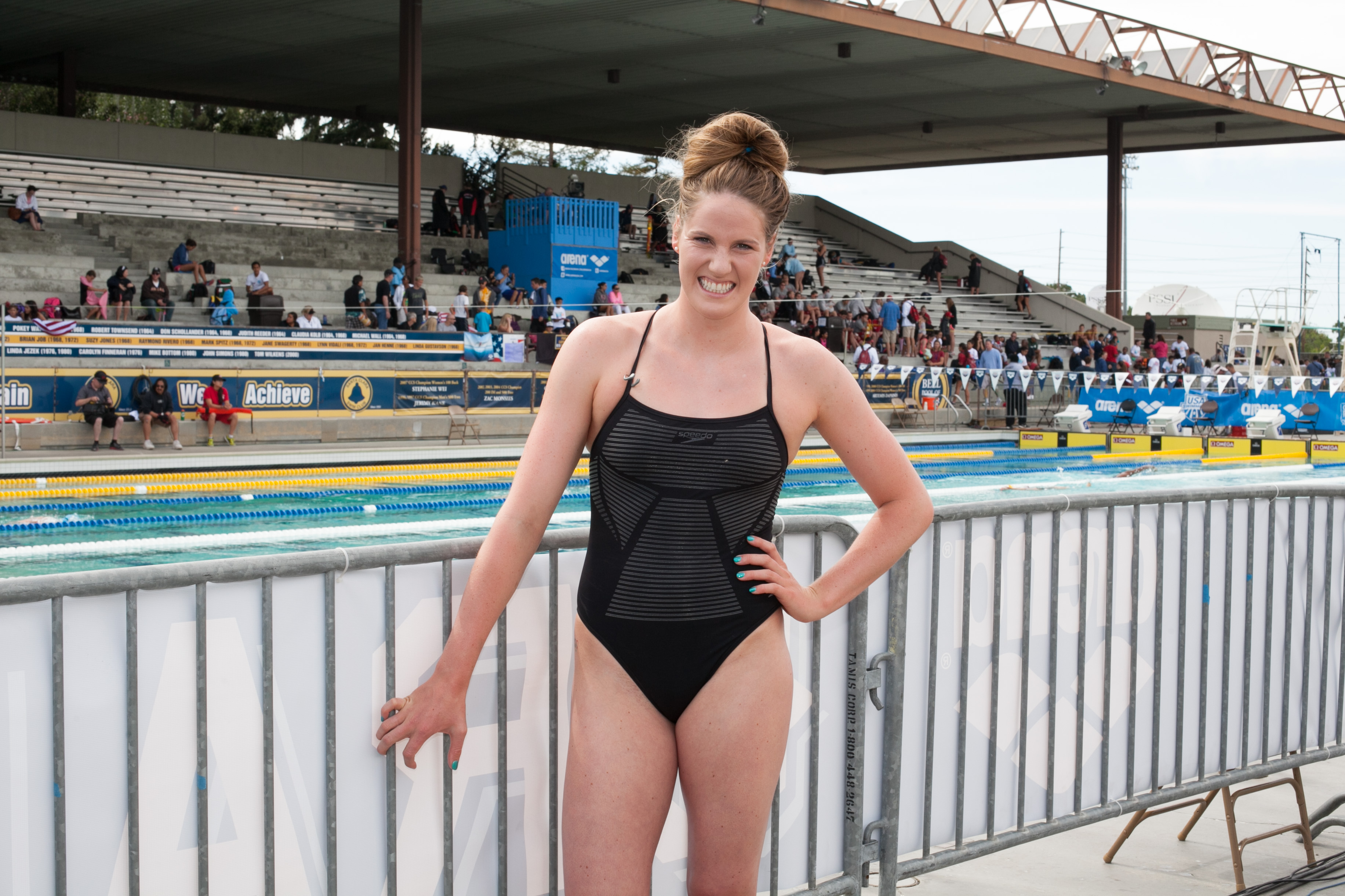 Missy Franklin poses for us - Swimming World News: https://www.swimmingworldmagazine.com/news/missy-franklin-poses-for-us