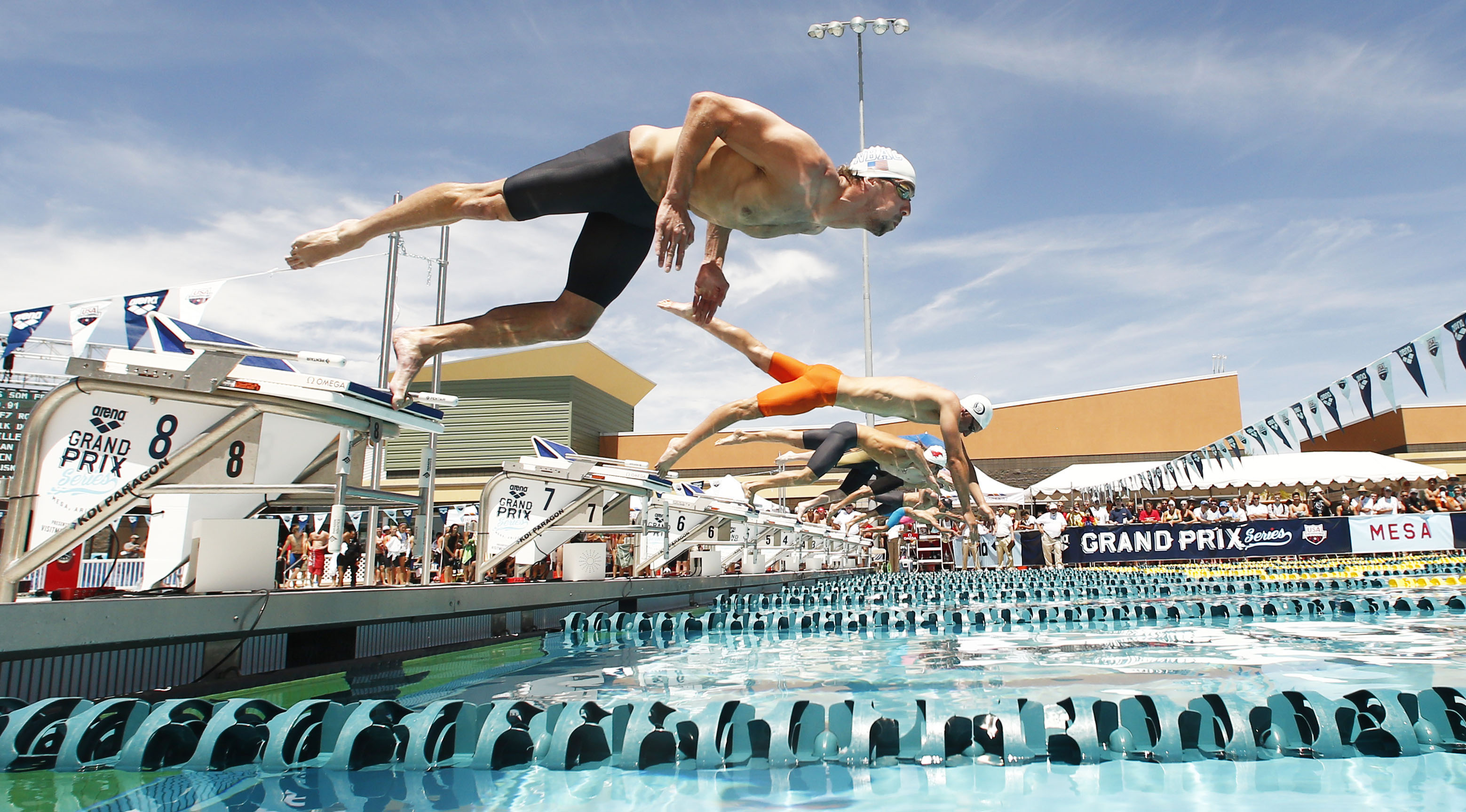 Test Yourself with a Workout Fit for All Levels - Swimming World News