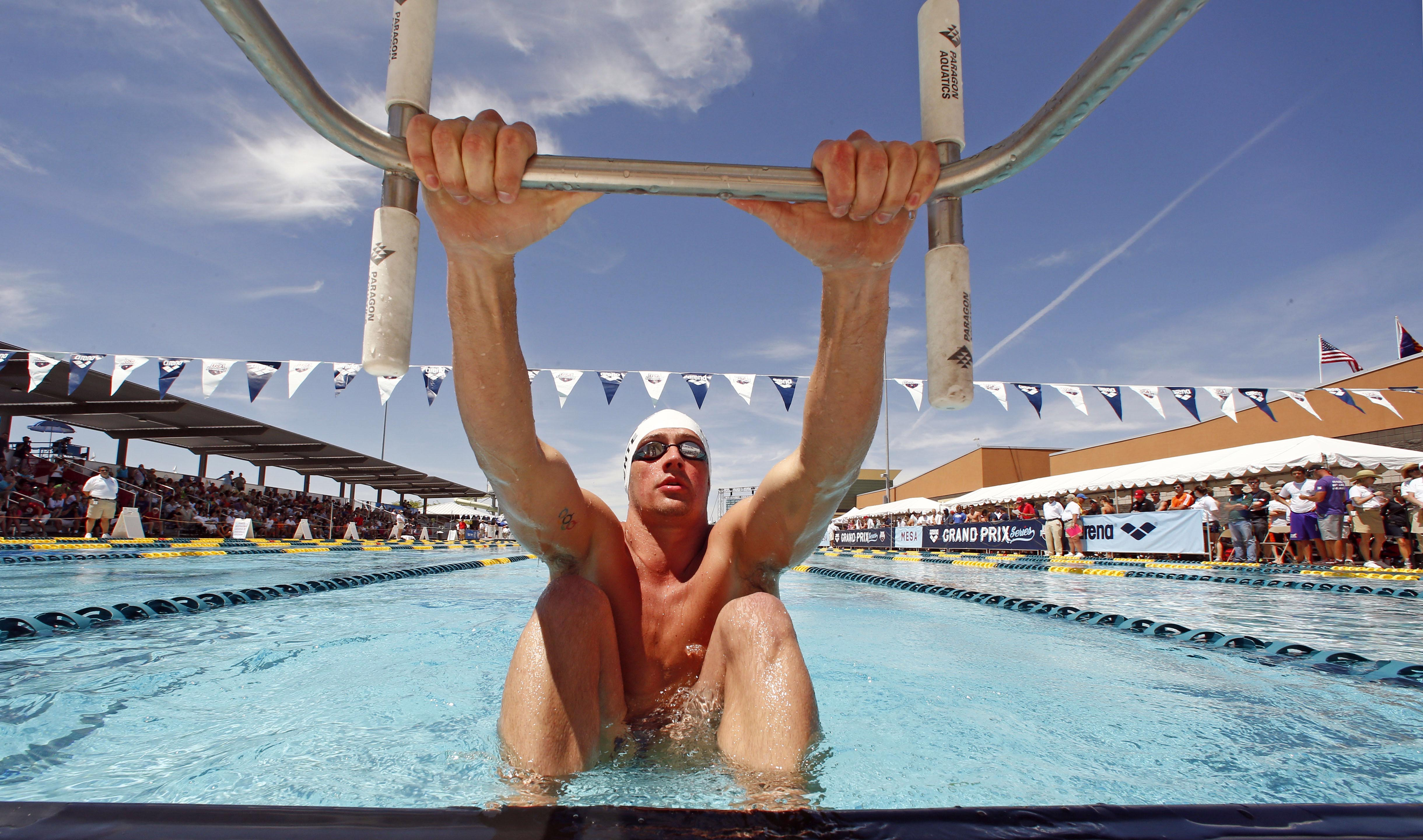 Try Out This Aerobic Endurance Set - Swimming World News