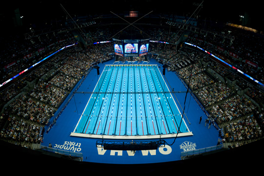 in an unprecedented move the woodlands swim team has stated an intention to purchase the competition pool that will be used at the 2016 us olympic trials