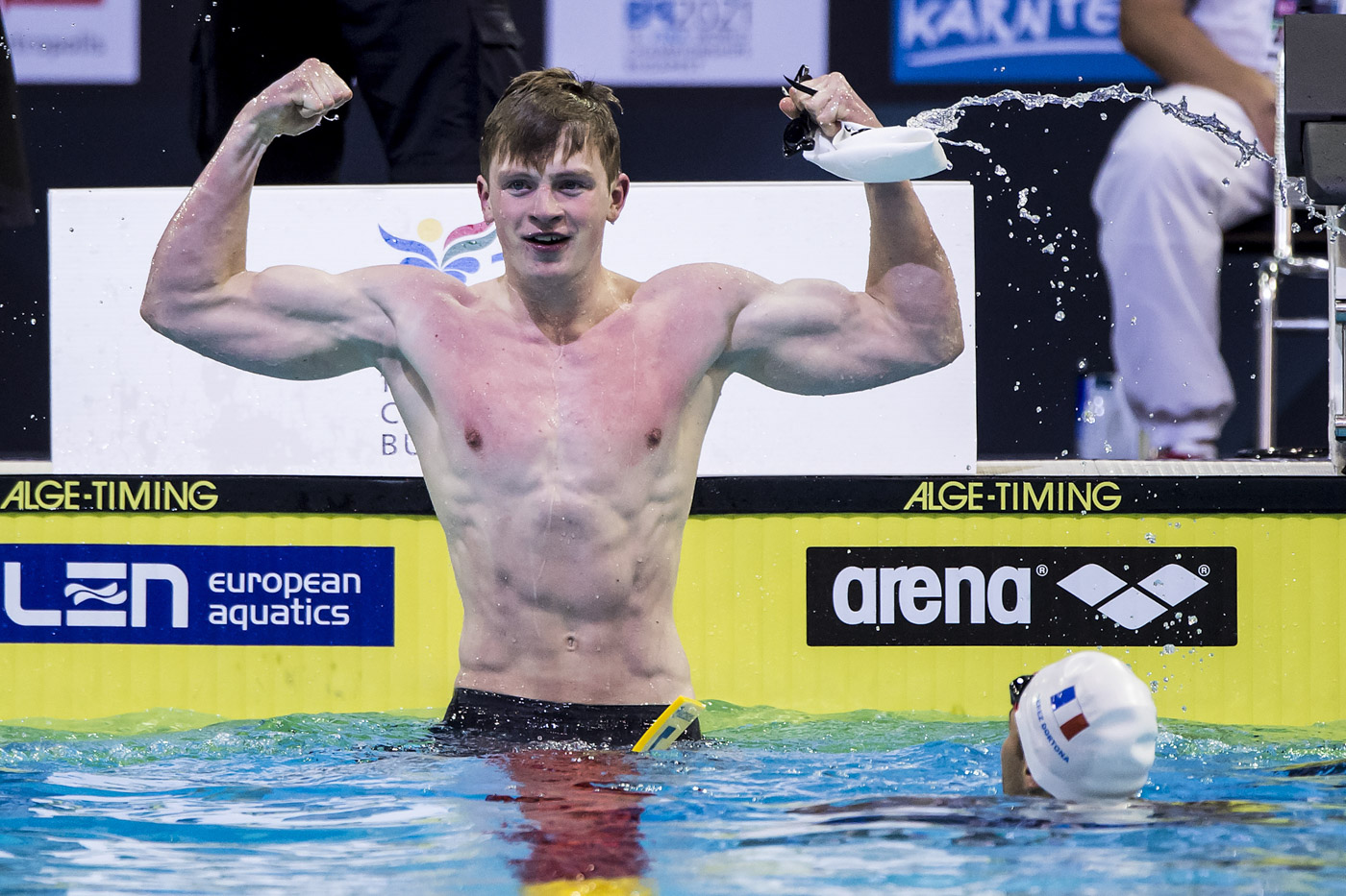 Adam Peaty lives