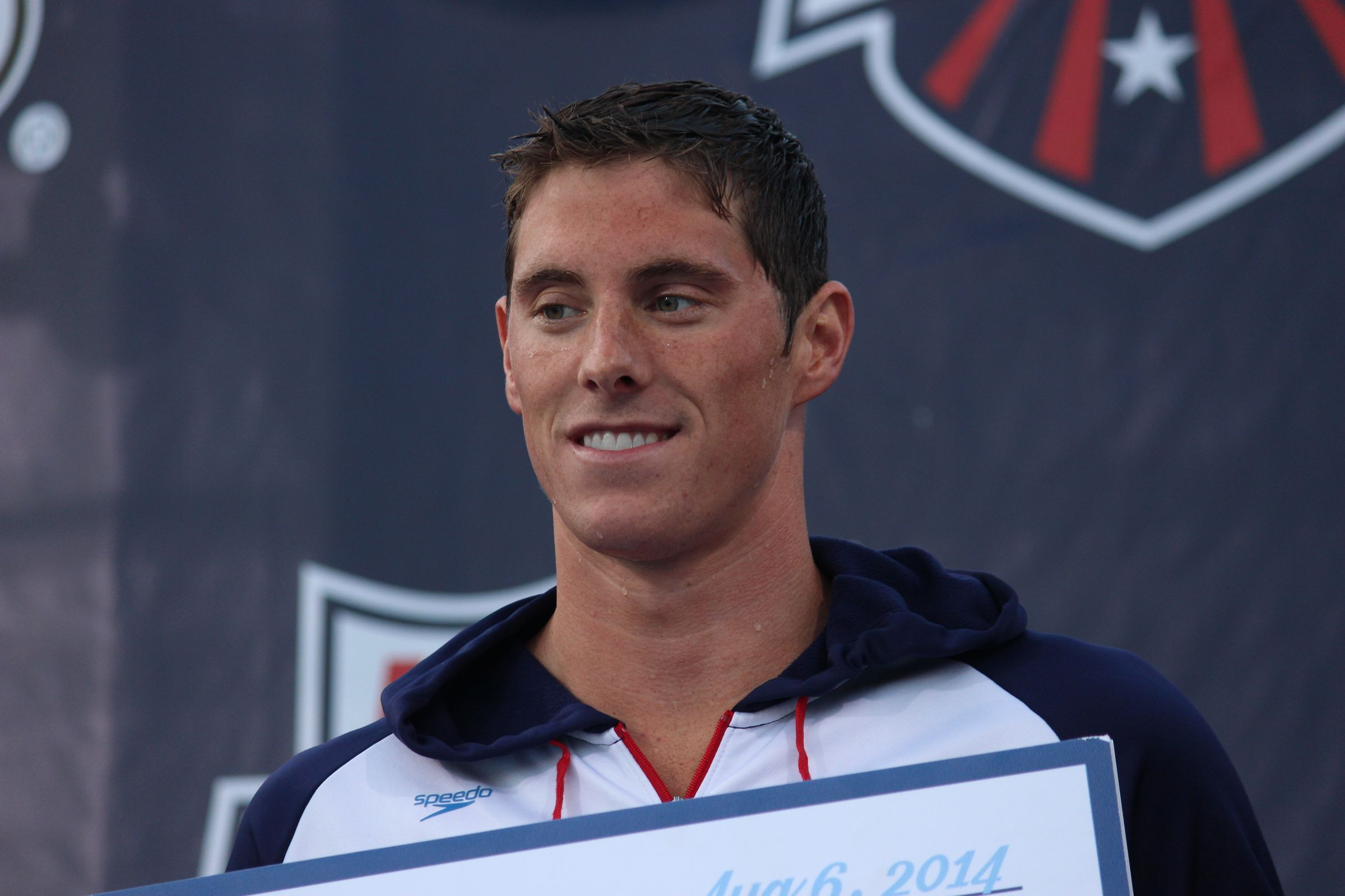 Conor Dwyer earned a  million dollar salary, leaving the net worth at 0.4 million in 2017