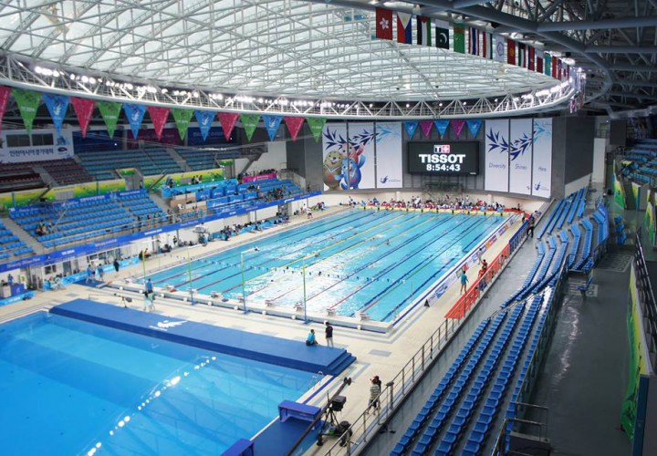 asian games 2014 720x500 - Asian Games Swimming Qualifying Times