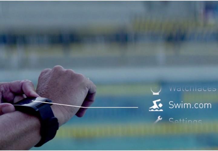 The Pyle Neckband Waterproof Headphones For Swimming