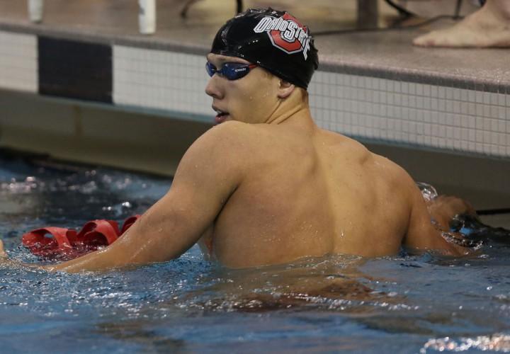 Buckeye Iron Man Josh Fleagle On The Morning Swim Show Swimming World News