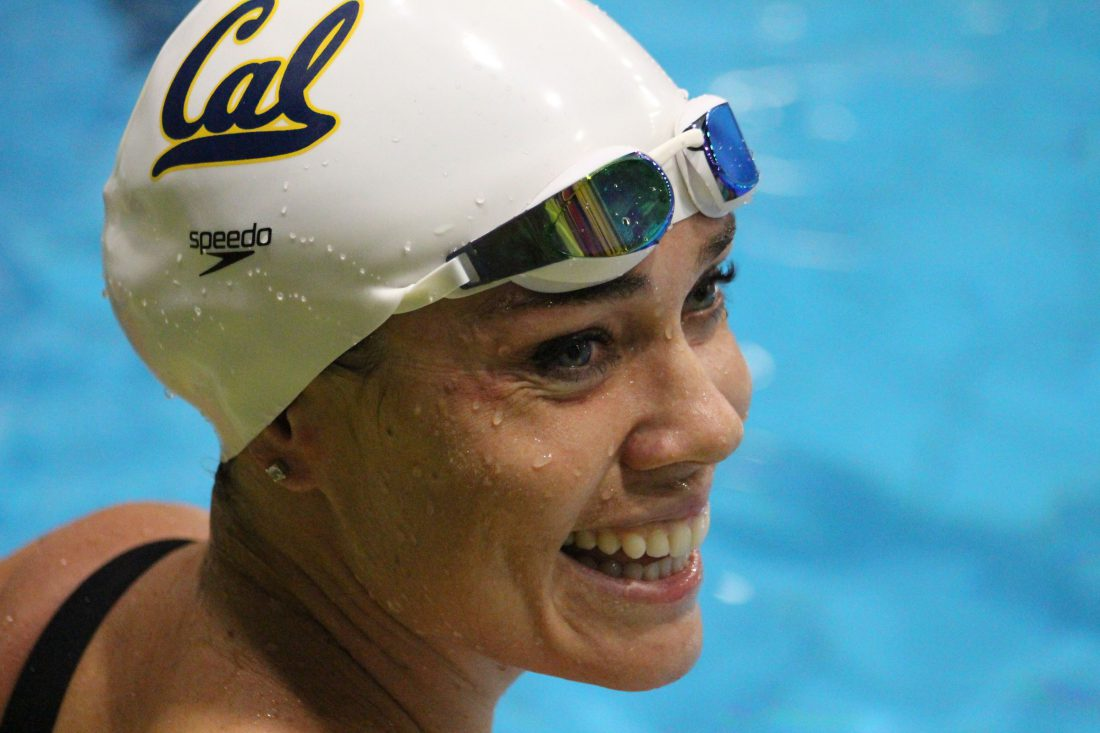 Natalie Coughlin to be Inducted into Pac-12 Hall of Honor - Swimming World News