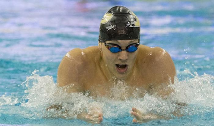 Boilermaker Aquatics Win Inaugural Futures Championships