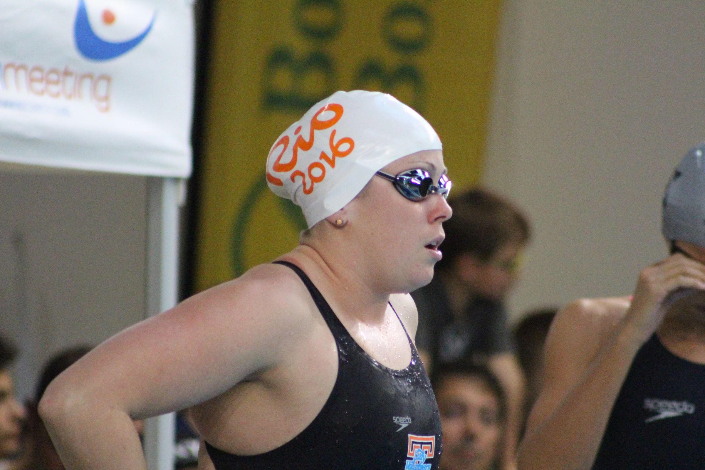 Molly Hannis breaststroke