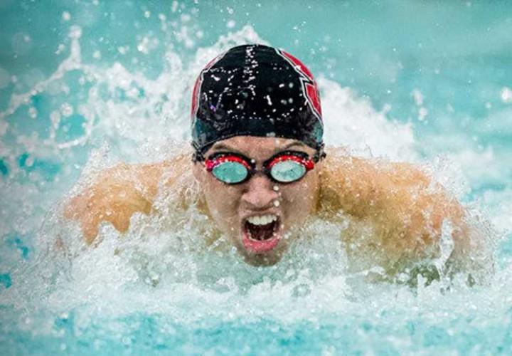 North Carolina State Swimming Picks Up Wins Over Villanova