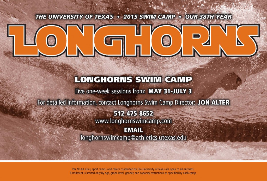 Longhorn Swim Camp
