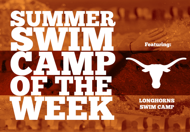 Longhorns Swim Camp