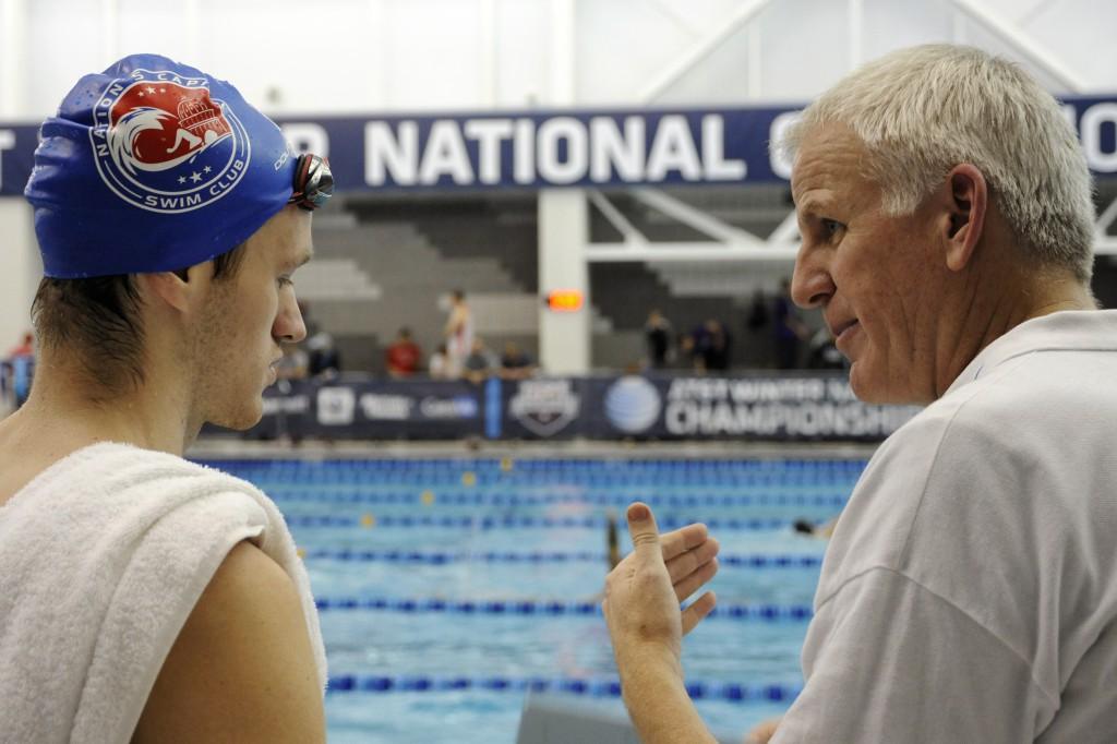 Bruce Gemmell Named U.S. Men's Head Coach for 2017 FINA World Junior Championships - Swimming World News