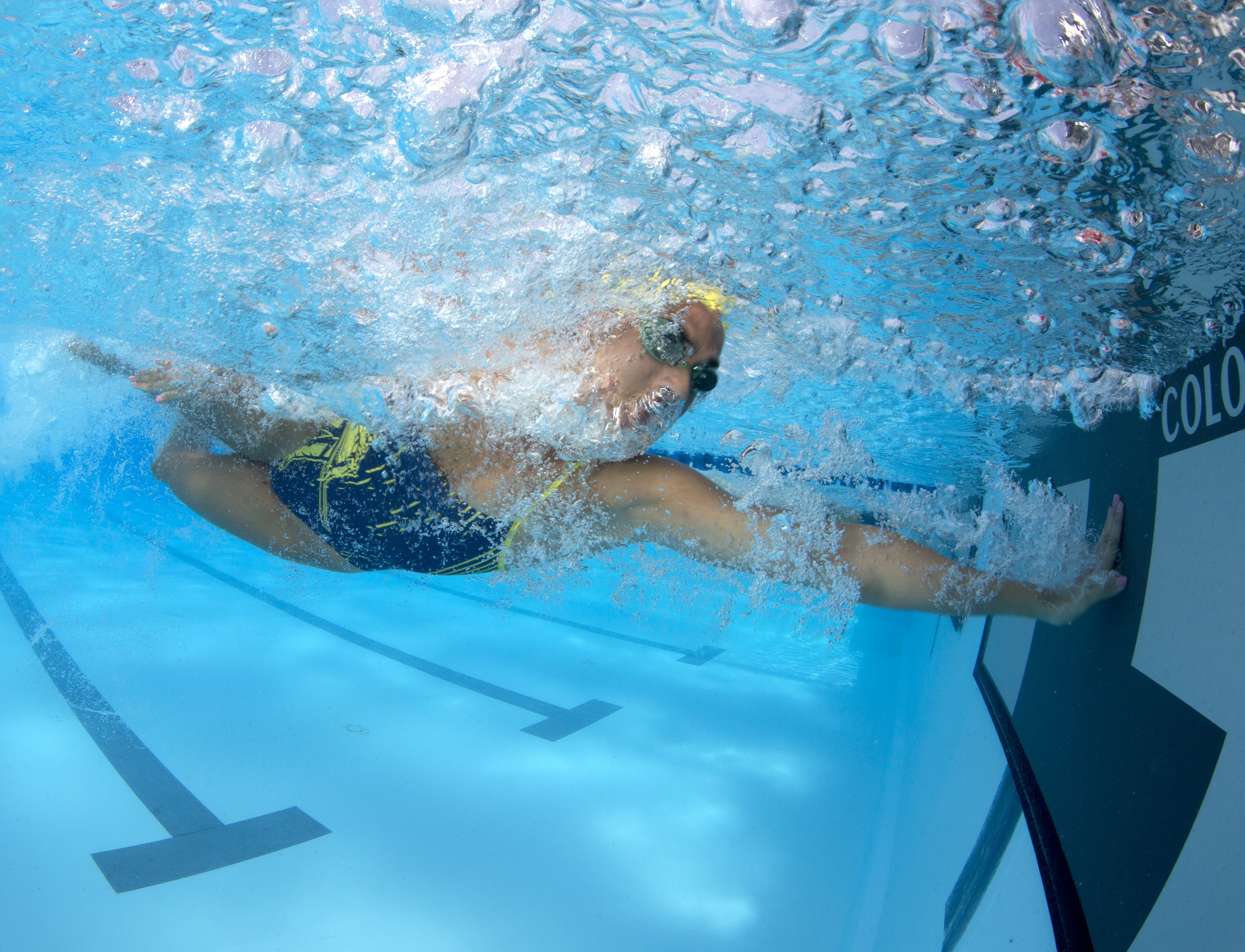 Swim Training Set Of The Week Distance Free Ladder Swimming World News