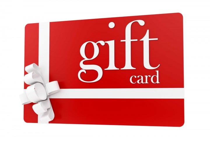 Holiday Gift Cards Burning a Hole in Your Pocket?