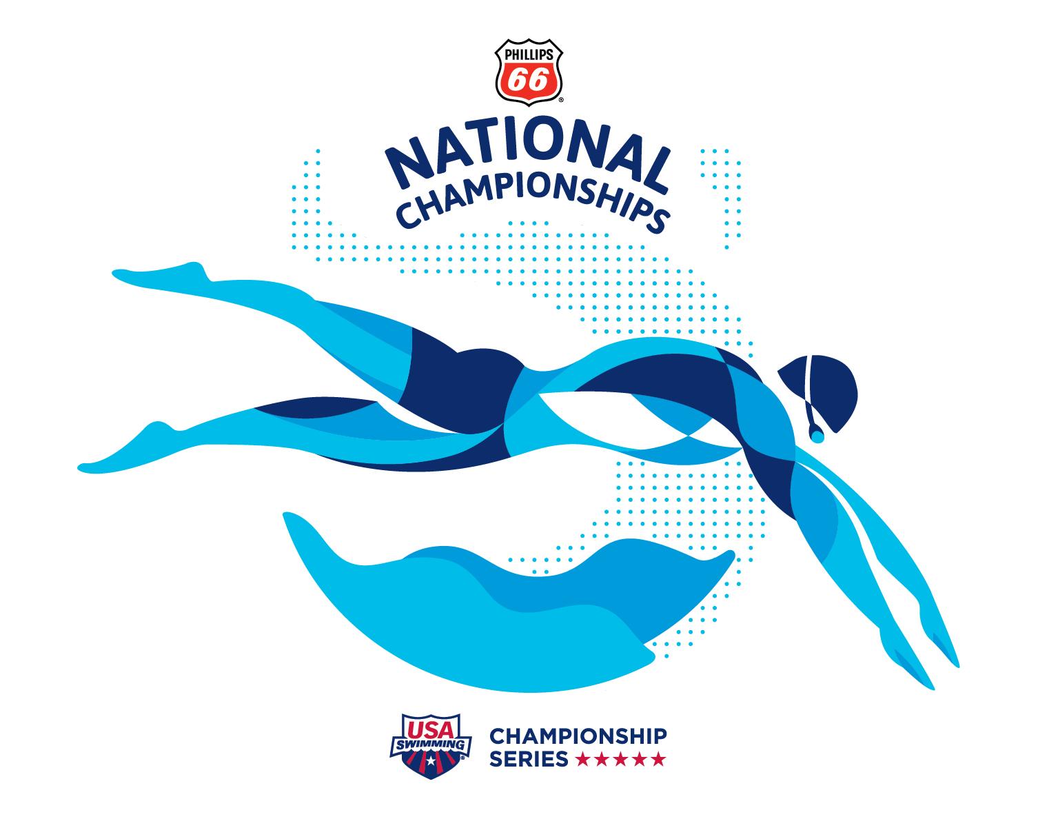 usaswimmingnationalchampionshipsstarslogo swimming