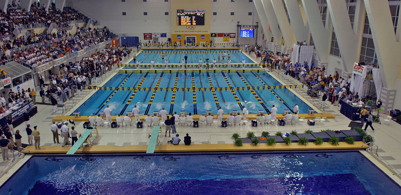 More Than 70 Club Teams Headed To Atlanta For Ecc Club Swimming And Diving National Championships