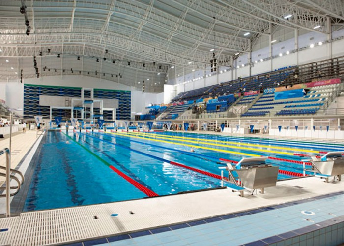 Guadalajara pool 2017 fina world championships