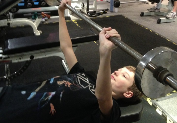6 Questions Regarding Weight Training For Teenage Swimmers