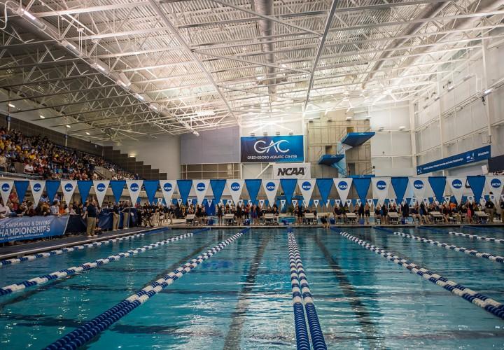 Greensboro Aquatic Center More Than Just A Pool