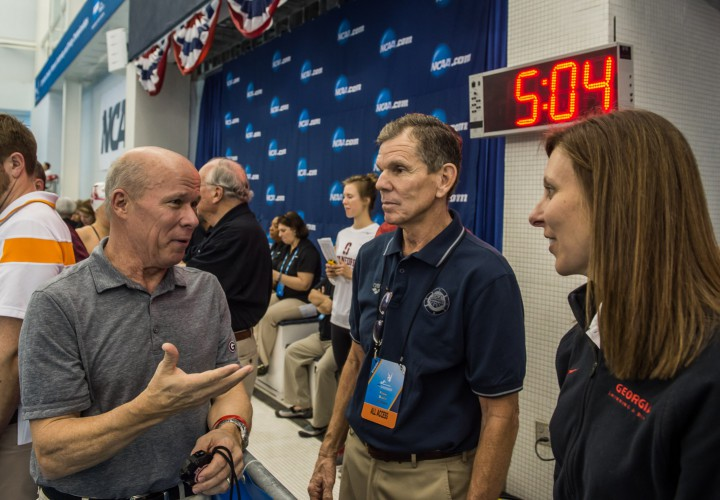 Coaches USA Swimming - induced info