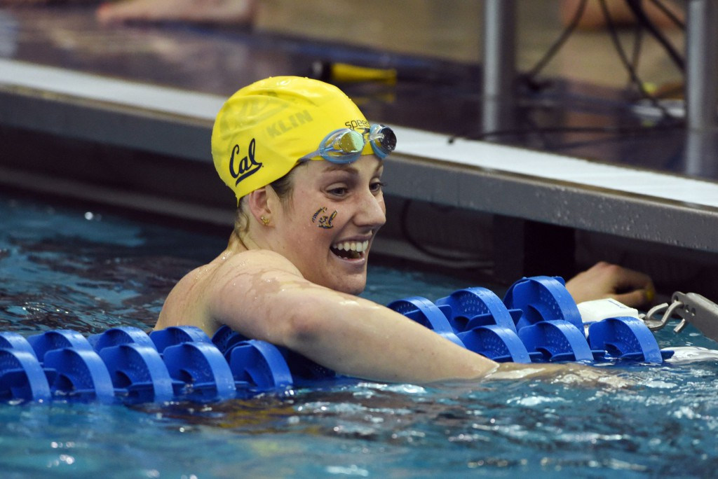 Missy Franklin NCAA champion