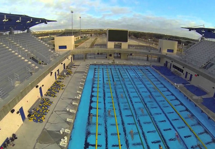 2016 us olympic team training camp to take place in san antonio - Olympic Swimming Pool 2015