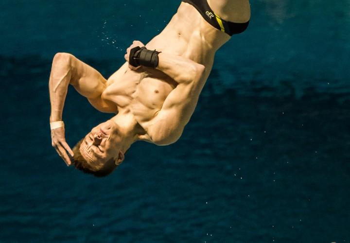 Kristian Ipsen usa diving