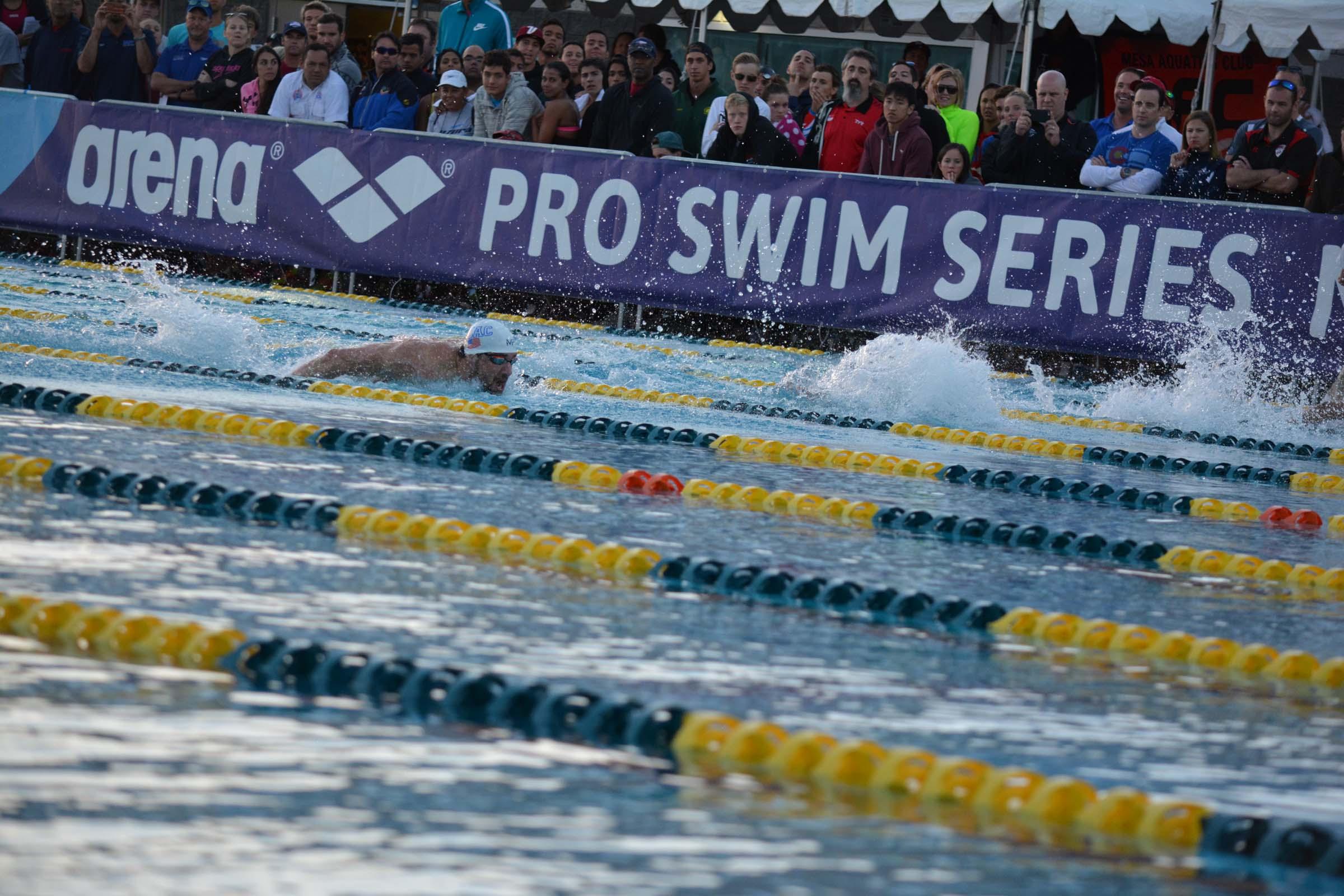2015 Arena Pro Swim Series Charlotte: Day 2 Prelims Live Recap - Swimming World News