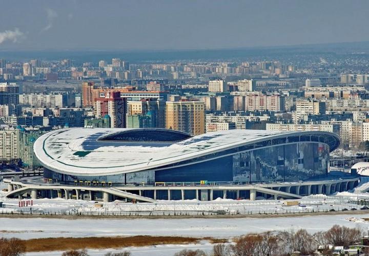 Where is Ryazan 38