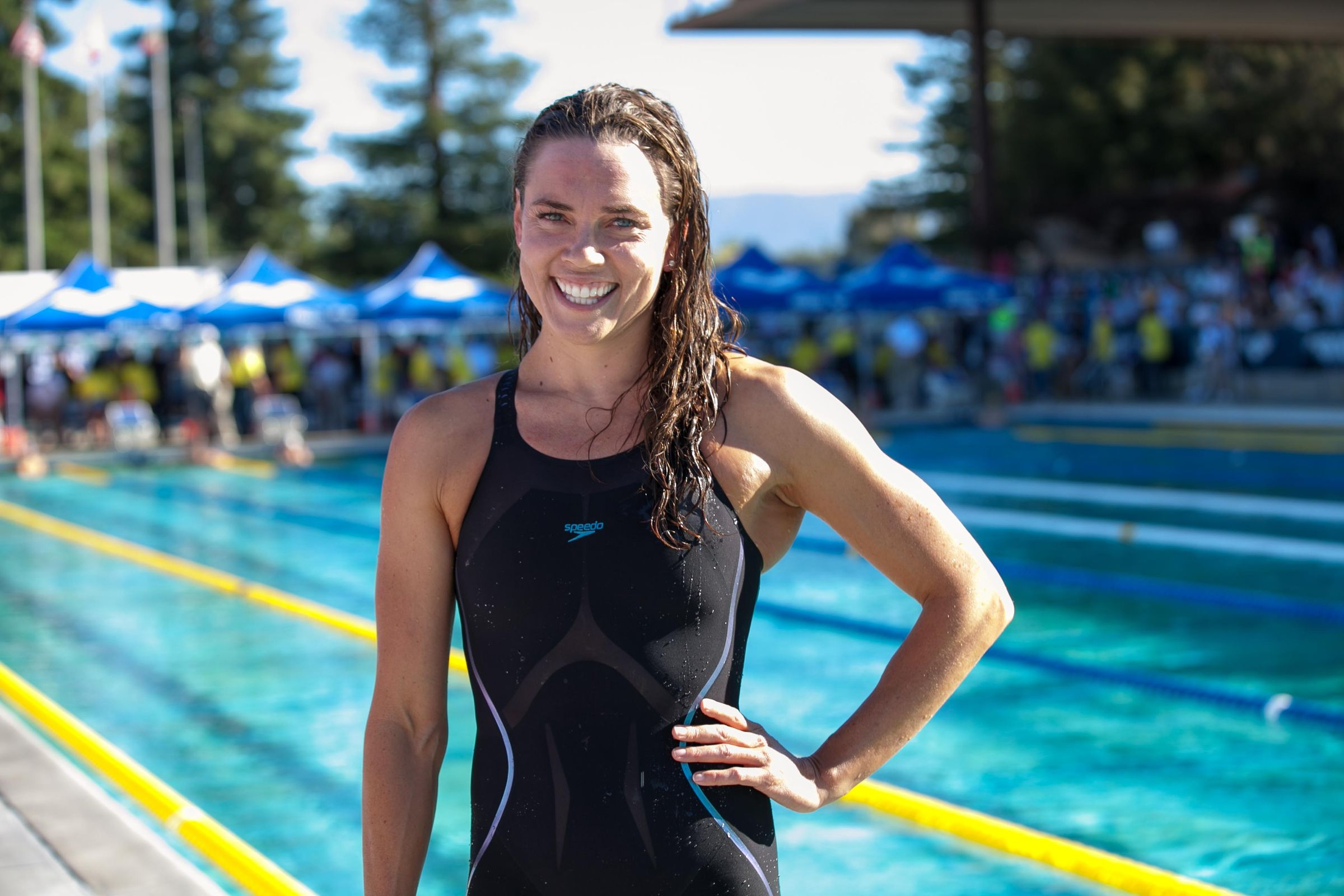 Natalie Coughlin The Perfect Swimming Idol Swimming World News