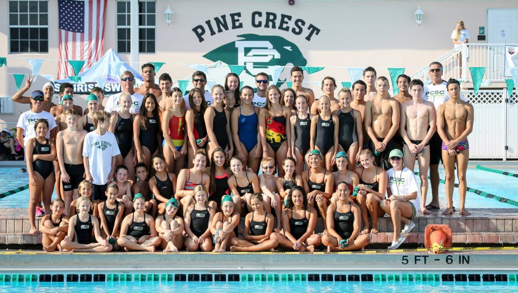 PC Swim Team