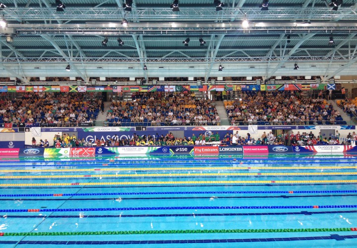 glasgow to host 2016 british olympic swimming trials