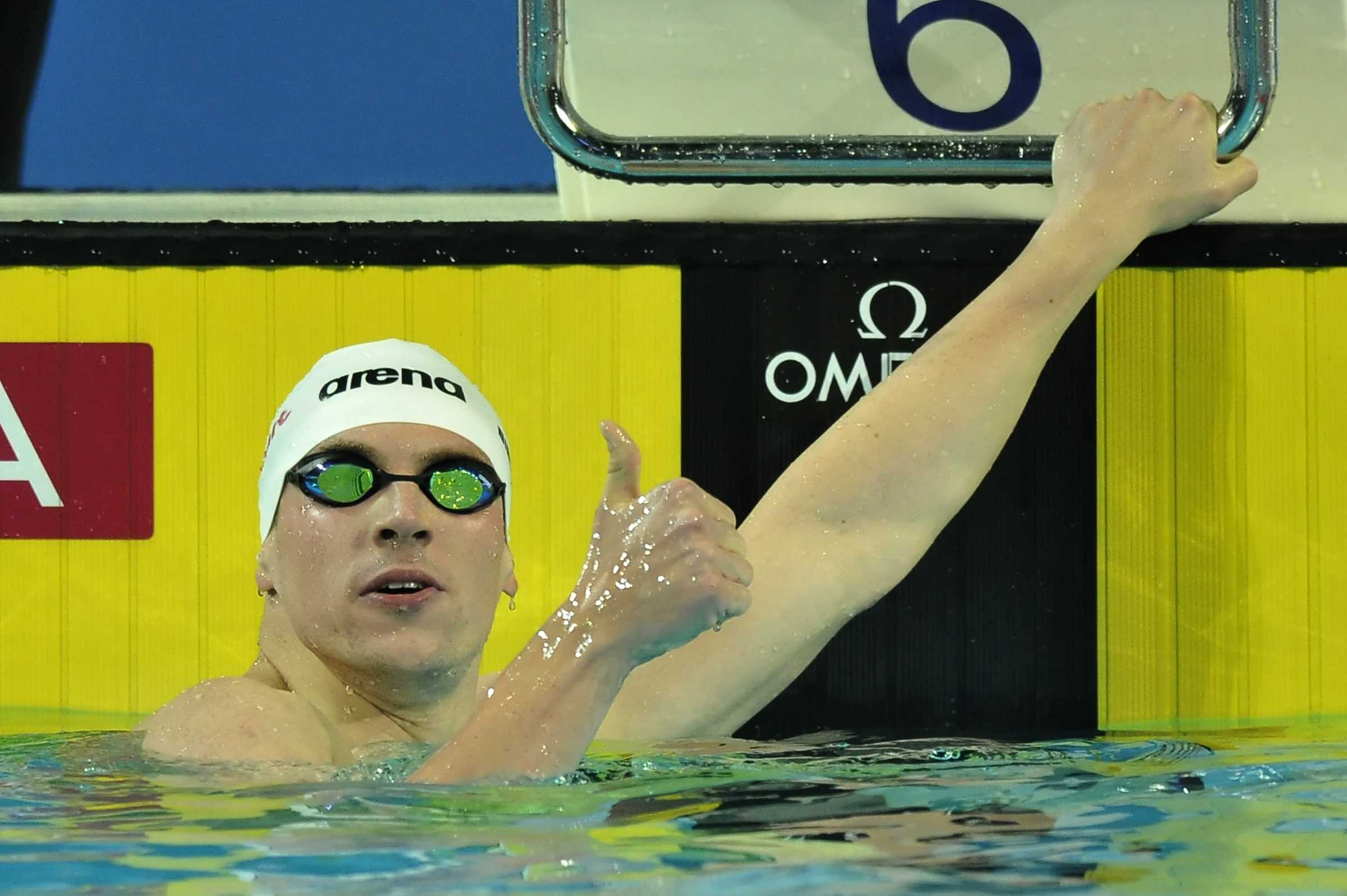 Resultado de imagen de Paul Biedermann swimmer world record short