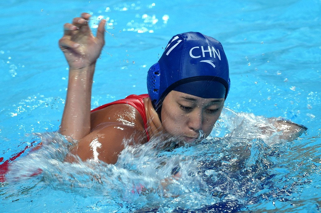 china-womens-water-polo-fina-world-championships