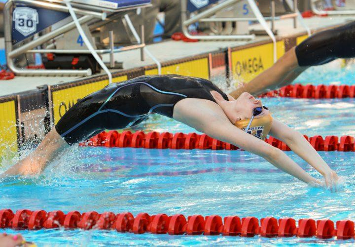 long course swimming meet november 2015