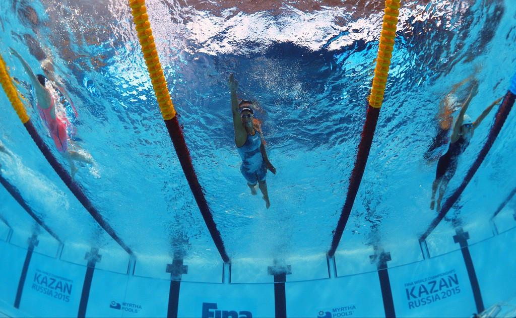 FINA World Championships Underwater