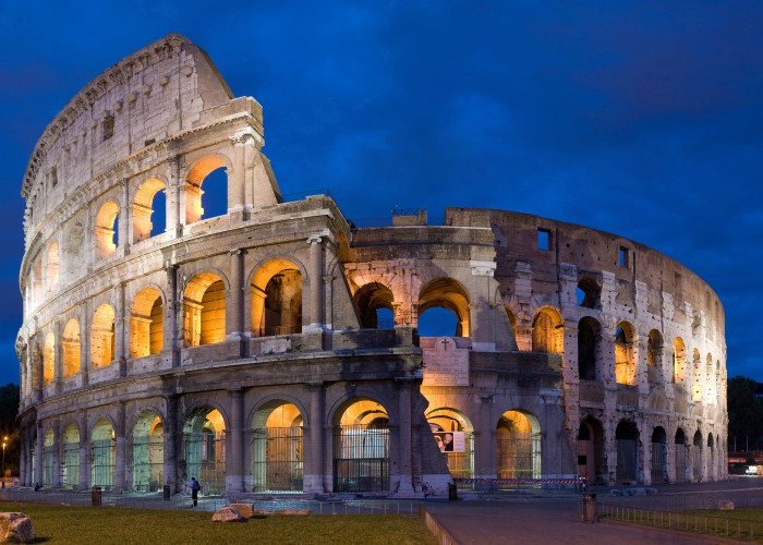 Roman Colosseum, possible venue for 2024 Olympics